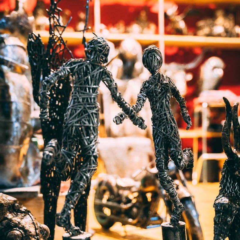 Kuenstler-Weihnachtsmarkt-Mannheim